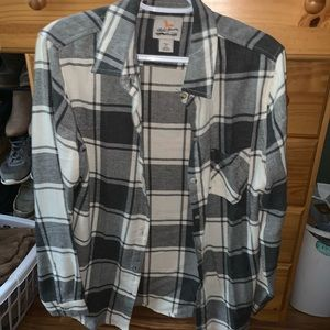 Field and stream women's flannel shirt